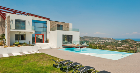WPJ News | Modern Villa in Rhodes, Greece