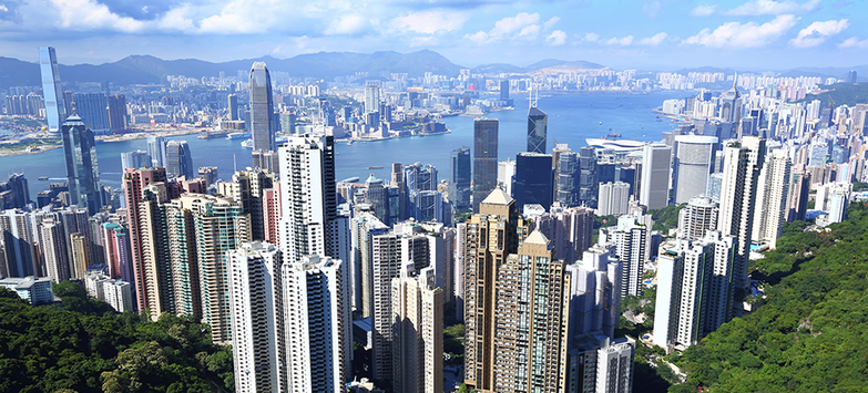 Hong Kong Residential Property Prices Hit Record Highs in 2017
