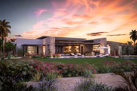 WPJ News   Ritz-Carlton Reserve Residences, Las Cabos (Rendering)