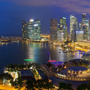 Singapore Residential Prices Rise as Market Sentiment Improves