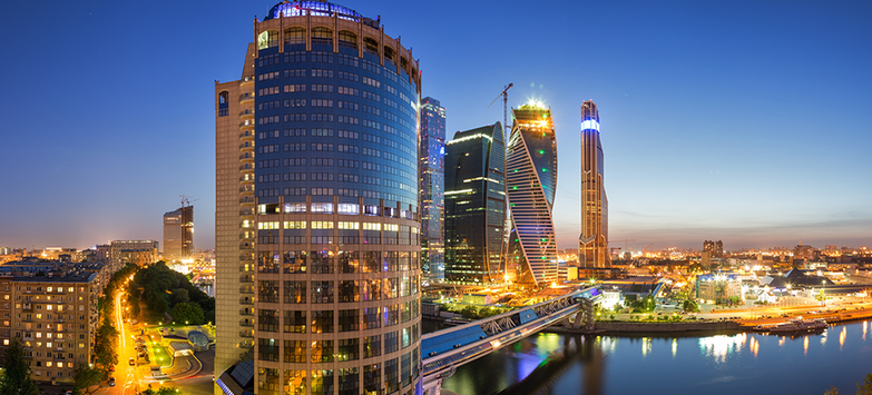 Downtown Moscow Office Rents Poised to Rise 25 Percent by 2020