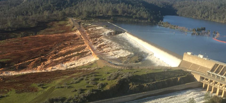 Potential Oroville Dam Failure Puts Over 50,000 Homes at Risk