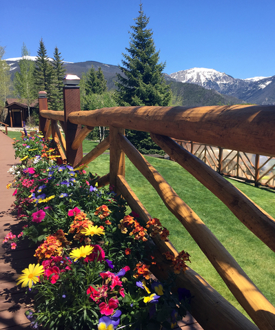 WPJ News | The views are spectacular at Grand Lake Lodge