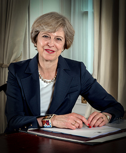 WPJ News | UK Prime Minister Teresa May
