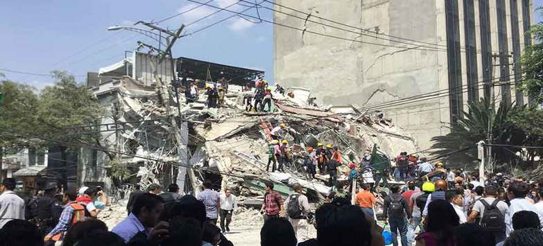 Mexico Earthquake Causes a Strong Flight to Quality Commercial Property Assets