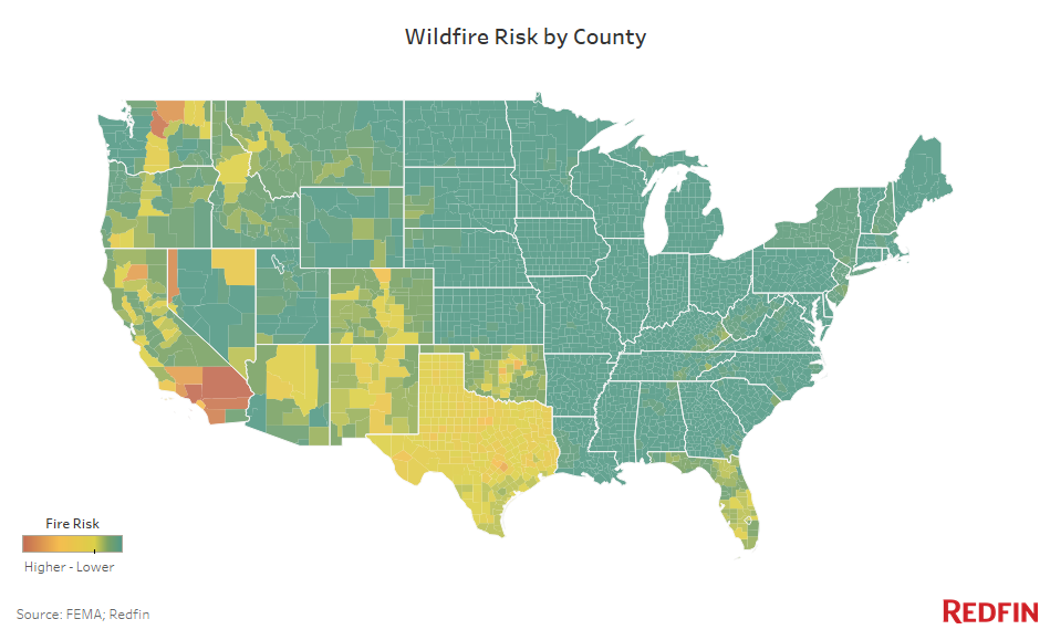 US Fire Riskiness by County.png
