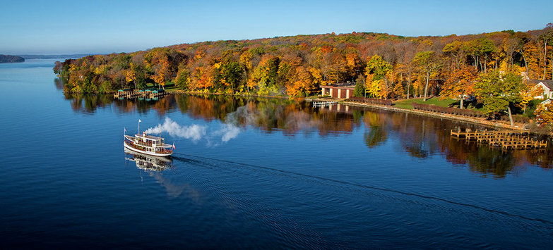 Top 5 Autumn Vacation Getaways in America Revealed