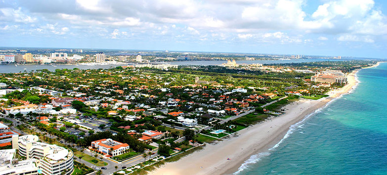 Palm Beach County Home Prices Rise in June