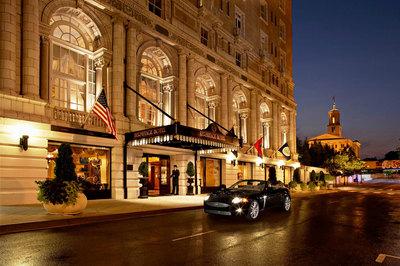 WPJ News | Nashville's Hermitage Hotel