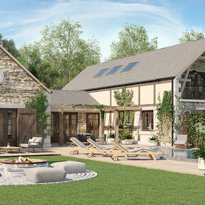 Les Bordes Estate & Golf Club (Loire Valley, France) Curating A Sense Of Sustainability In Residential Community