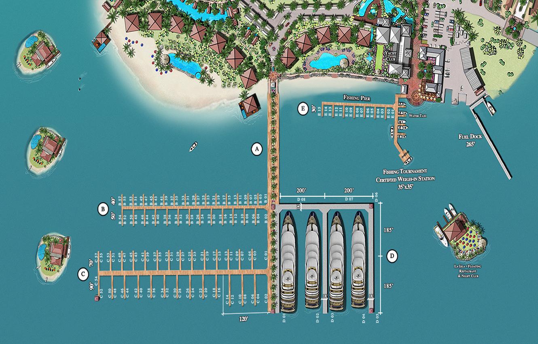 golfito marina village  u0026 resort -  costa rica