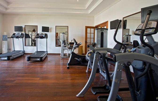 Gym & Spa