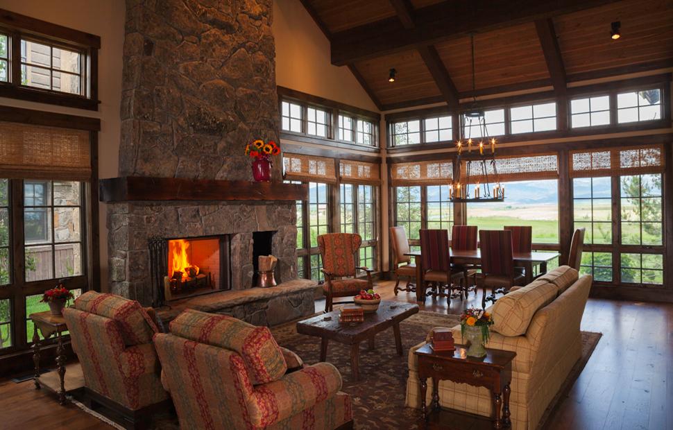 Huntsman Springs - Horizontal Living Room