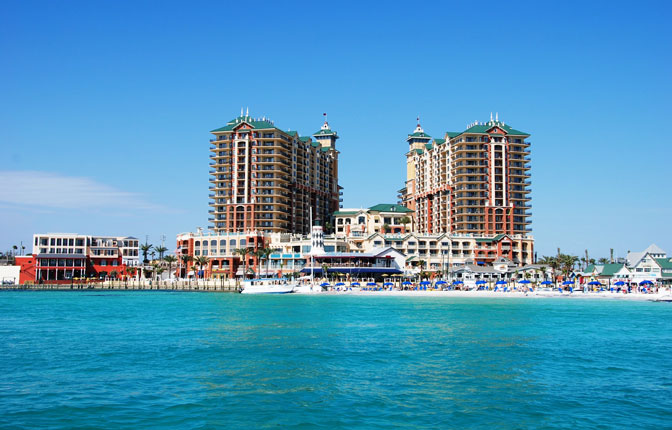 Emerald Grande Resort Destin Florida World Property Journal Global News Center
