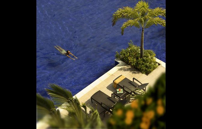 Landings Pool