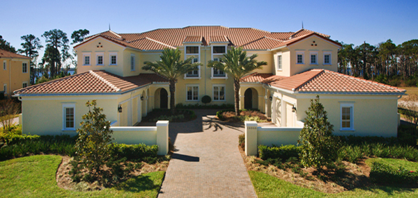 5 gorgeous lakefront homes for sale in leesburg fl for Designer homes of central florida
