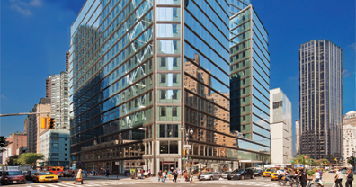 Manhattan's 3 Columbus Circle Lands 340,000 Sq. Ft. Anchor Office Tenant