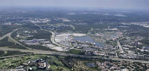 UBS Sells Its 50-Acre Land Parcel by Walt Disney World