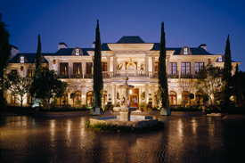 Bel-Air Mansion Sells for 2010 Record Sales Price