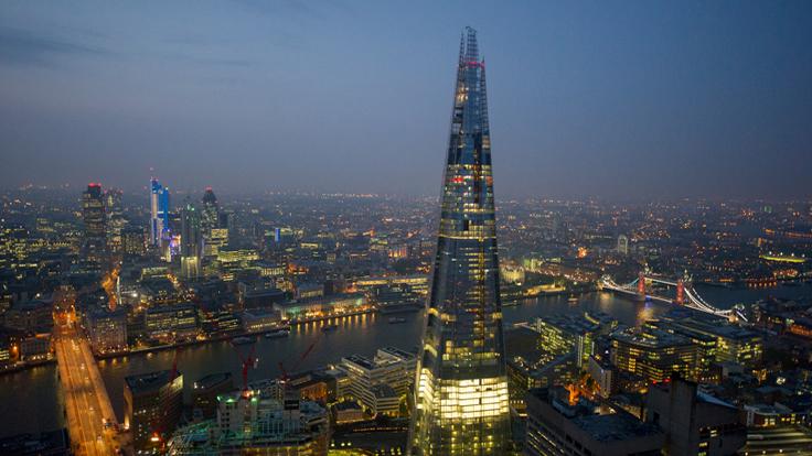 Shard Developer Plans Residential Tower in London