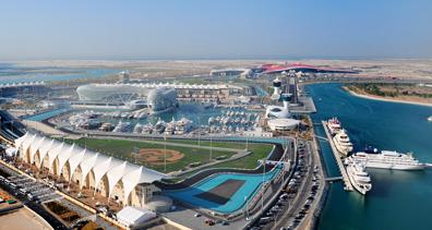 Abu Dhabi Hotels Get Boost from F1 Grand Prix