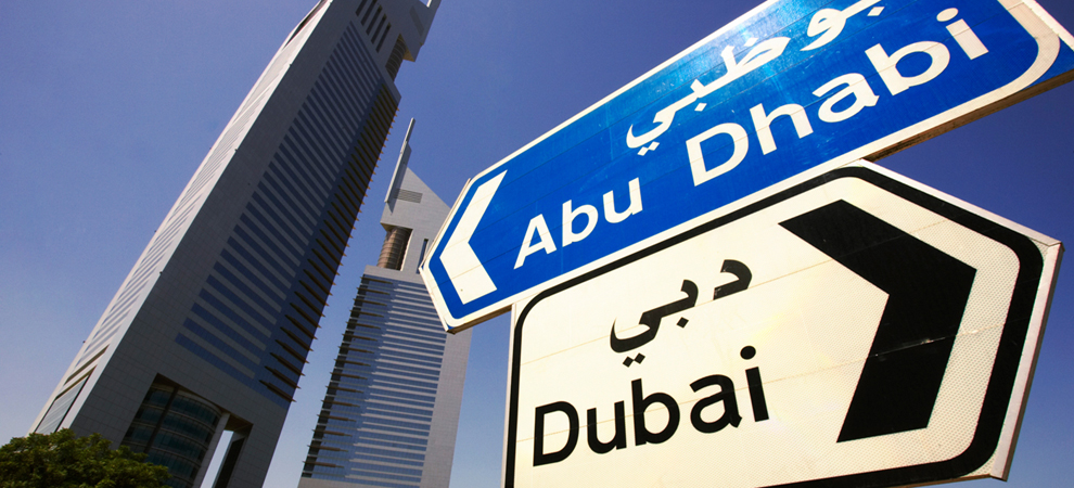 Apartment Rents Dip in Dubai, Surge in Abu Dhabi