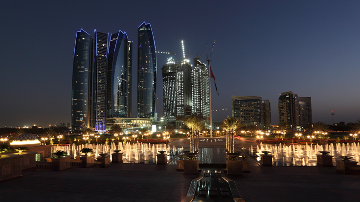 Hotel Occupancy Rate Jumps in Abu Dhabi