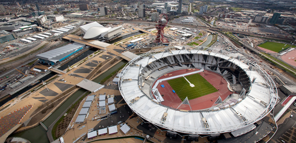 London Summer Olympics to Generate $1.17 Billion for U.K. Economy with Leisure, Travel and Retail the Biggest Winners
