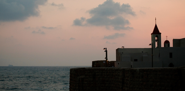 Israel's Akko, Where Ancients Trod