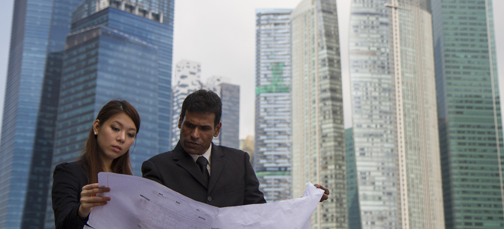 Salaries for Property Professionals Decline in Asia
