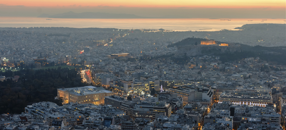 Athens Hotel Market in Full Recovery Mode