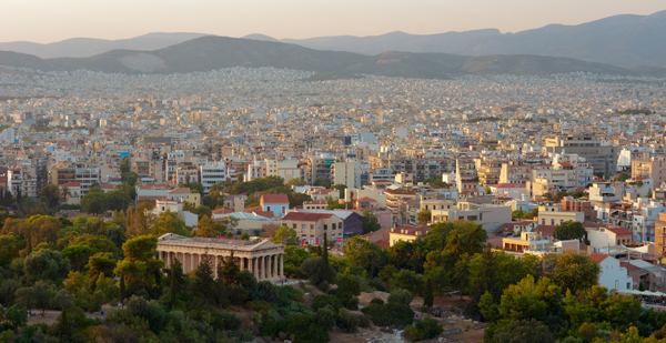 Investors See Bargains in Depressed Greek Real Estate