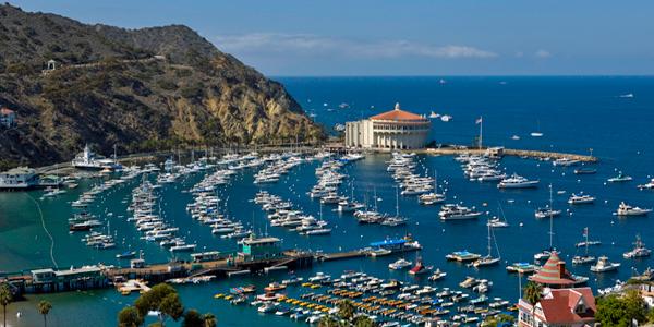 Santa Catalina Island: Twenty Six Miles Across The Sea