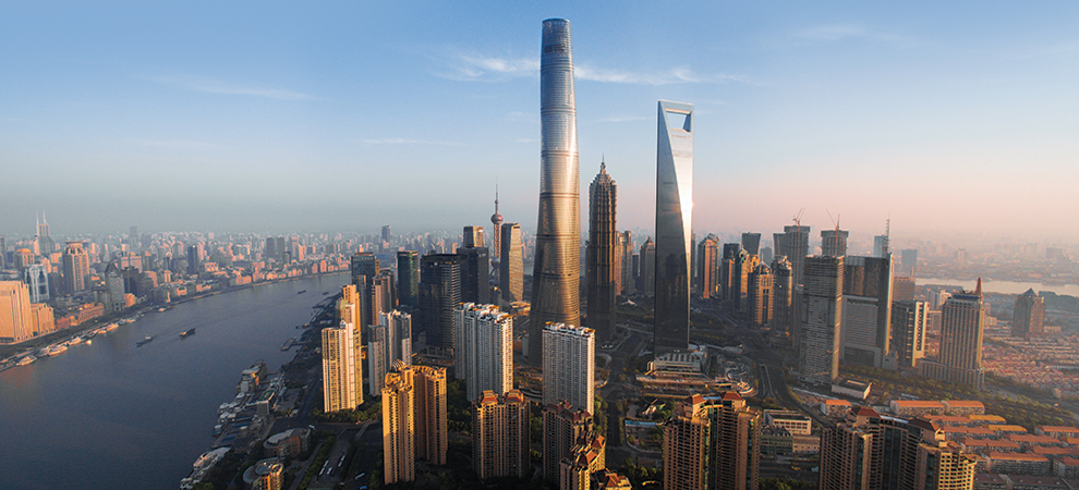 Shanghai Tower Awarded 2016 Title: Best Tall Building Worldwide