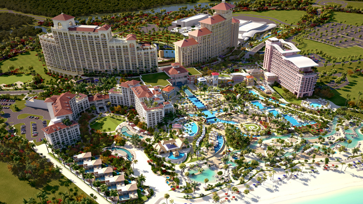 Baha Mar, China's Caribbean Connection