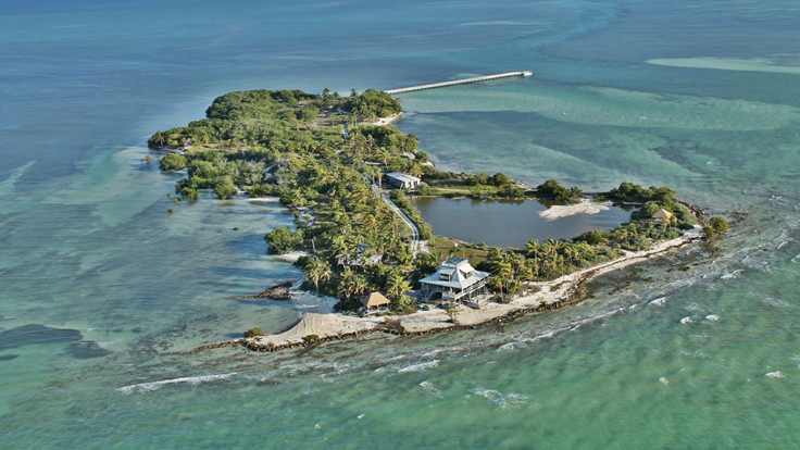 Mr. Key West Selling Private Island
