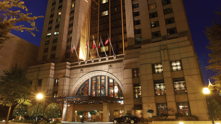 Bill Gates Ups Investment in Four Seasons Hotels