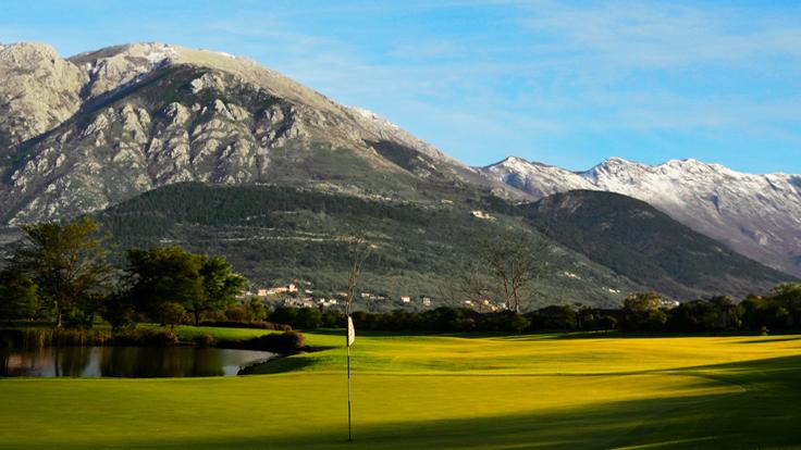 Golf Showdown Brewing in Montenegro