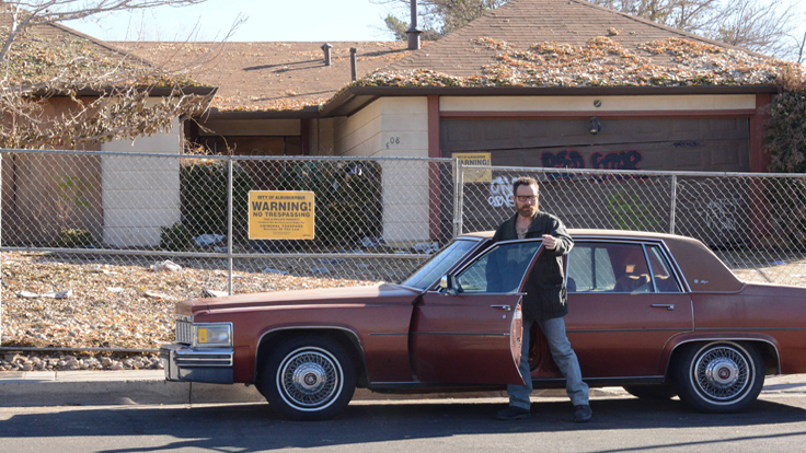 'Breaking Bad' House an Albuquerque Attraction