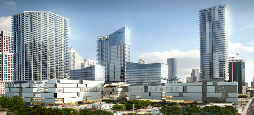 Brickell City Centre Signs Akerman, Miami's Largest Office