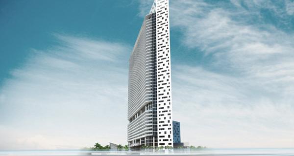 $170 Million Luxury Condo Tower Prepares to Break Ground in Downtown Miami, First New Development Since 2008 Boom