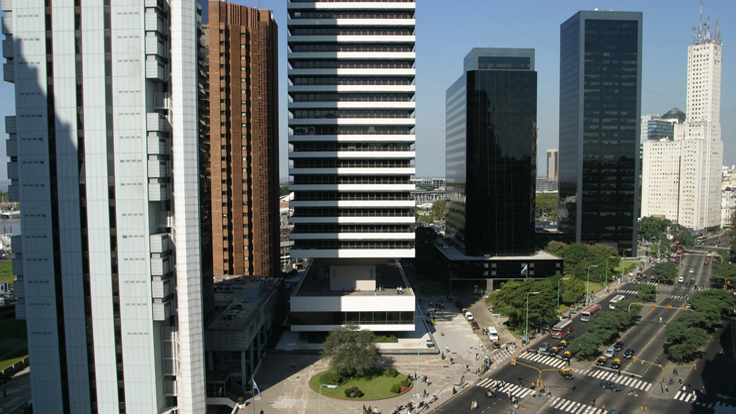Surge of New Office Space Hits Buenos Aires