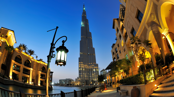 Middle East, Africa Lead Global Hotel Revenue