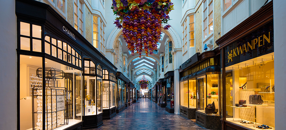 Iconic London Retail Landmark Goes On Sale