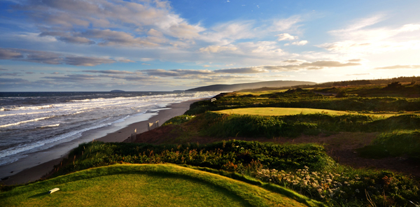 Cabot Links Opens in Nova Scotia
