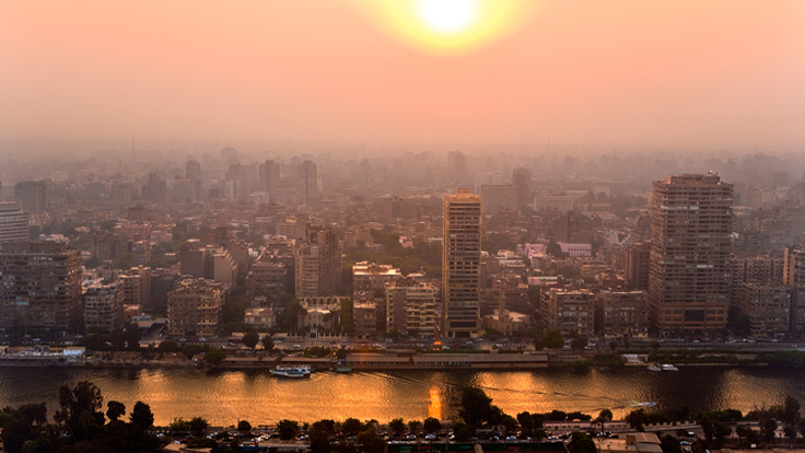 Cairo Property Improves, Despite Country Instability
