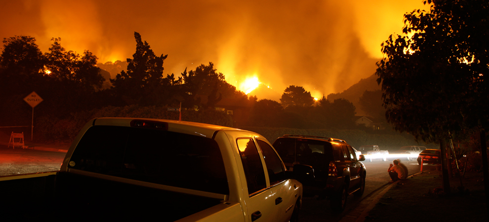 Over 172,000 California Homes Worth $65 Billion at Risk from Wildfires