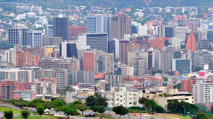 Caracas Office Market Costliest in Latin America