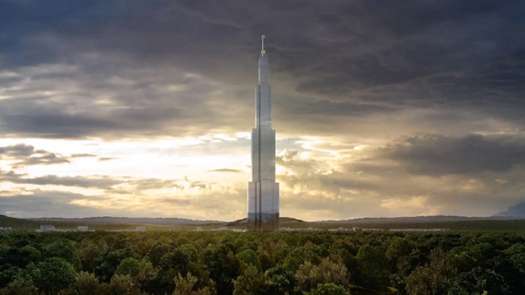 Is China Ready to Build World's Tallest Building?