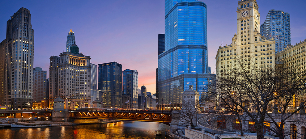 Chicago is America's Top-Ranked Green Office Market in 2019